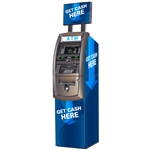 Get Cash Here ATM Wrap - Generic