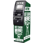 Get Cash Here ATM Wrap - Green Fist - Generic