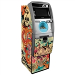 ATM wrap - Tatto design