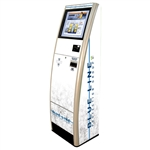 PayTeller Bill Pay Kiosk SharkSkin Wrap