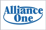 Alliance One sticker