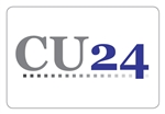 Credit Union 24 Decal