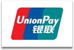 China Union Pay Sticker