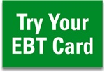 "GetBranded.com-3"" x 2"" Try Your EBT Decal"