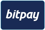 "GetBranded.com-3"" x 2"" Single Network Decal, Bitpay"