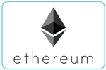 "GetBranded.com-3"" x 2"" Single Network Decal, Ethereum"