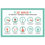 Ways to protect yourself from infection