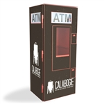 TPI Outdoor Universal ATM Security Surround – Integrated Topper Wrap