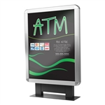 GetBranded.com-Custom ColorBrilliance Hyosung High Bright ATM Graphic Topper Insert (15 x 19)