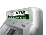 GetBranded.com-Custom ColorBrilliance Triton 9600 Low ATM Graphic Topper Insert (14.5 x 20)