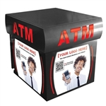 GetBranded.com-Custom ColorBrilliance Bomar ATM Graphic Topper Inserts