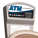 GetBranded.com-Custom ColorBrilliance NH1500 ATM Graphic Topper Insert