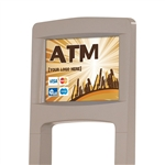 GetBranded.com-Custom ColorBrilliance Triton High ATM Graphic Topper Insert (13x10)