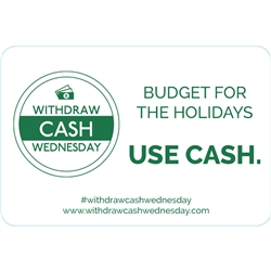 3x2 Budget for the holidays, White