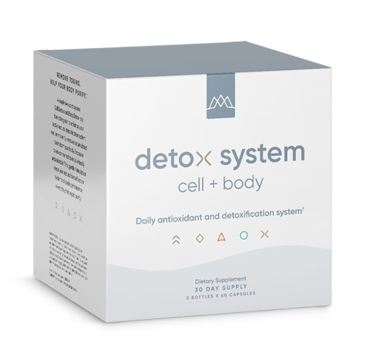 Maximized Living Detox System