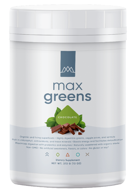 Maximized Living Max Greens