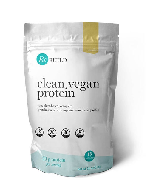 Clean Vegan Protein by Re