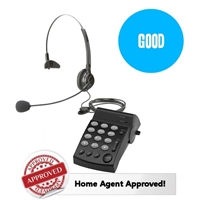 Eco Series Headset Telephone System