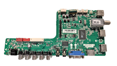 02-MB3393-CQS002 Sanyo Main Board, T.MS3393T.78, 3MS3393X-3, 02-MB3393-CQS005, DP50E44