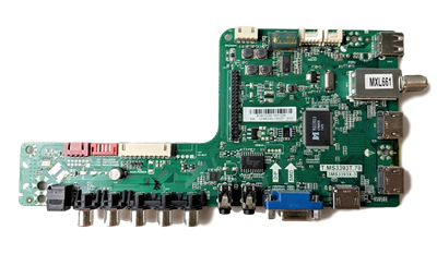 02-MB3393-CWS001 Sanyo Main Board, T.MS3393T.78, 3MS3393X-3, DP55D44