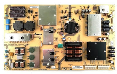 0500-0507-0920 Vizio TV Module, power supply board, DPS-353AP, 2950265204, M3D650SV, XVT3D650SV