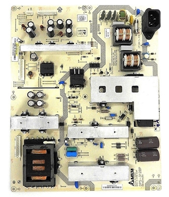 0500-0507-1140 Vizio TV Module, power supply board, DPS-312BP, 2950299201, E552VLE