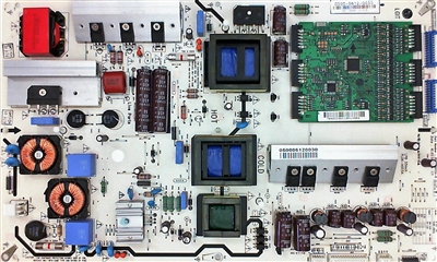 0500-0612-0030 Vizio TV Module, power supply board, 3PCGC10013A-R, PLDK-A955A,  M550NV