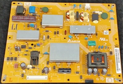 056.04146.001 Vizio Power Supply, 2950330505, DPS-167DP, E480i-B2, M492i-B2, E480-B2