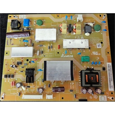 056.04167.0001 Vizio TV Module, power supply, DPS-167DP A, DPS-167DP, E550I-B2
