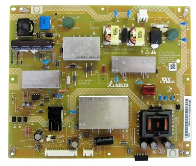 056.04167.1011 Vizio TV Module, power supply board, DPS-167DP-1, M552IB2