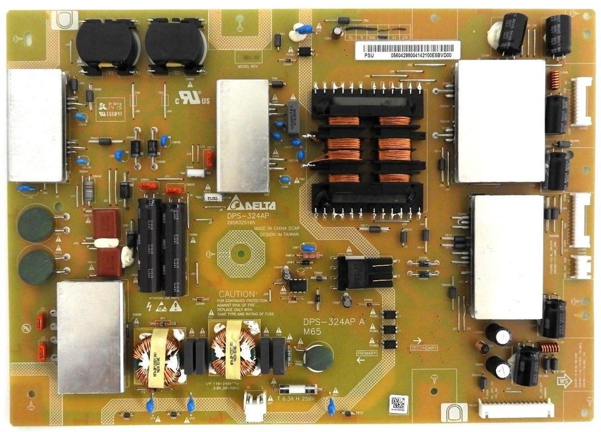 056 04298 0041 Vizio TV Module, power supply, DPS-324AP, 2950325105,  DPS-324AP A, M652I-B2