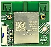145886511 1-458-865-11 Sony Wi-Fi Board, J20H076, KDL-48W600B, KDL-70X830B, KDL-55W950B AND MORE