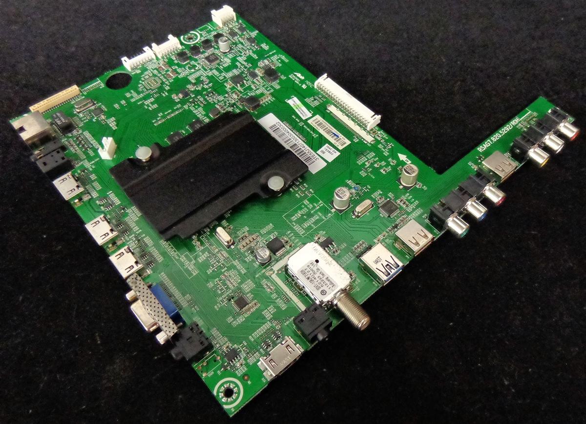 170127 Hisense TV Module, main board, RSAG7 820 5292/ROH, E303981, VIDAA,  55H7G