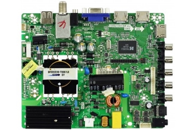 173395 Hisense Main Board / Power Supply for 40H3E, TP.MS3393.PB851, 40H3E