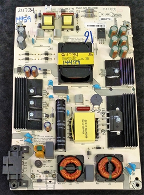211734 Hisense Power Supply, RSAGF7.820.6666/R0H, 50R7E, 50R7050E
