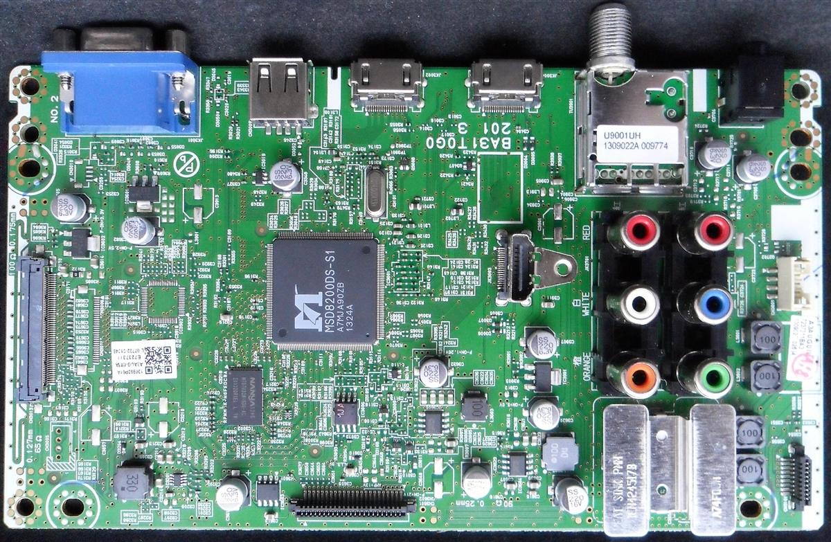 A3AUGMMA-002 Funai TV Module, main board, A3AUGUH, LF501EM4F