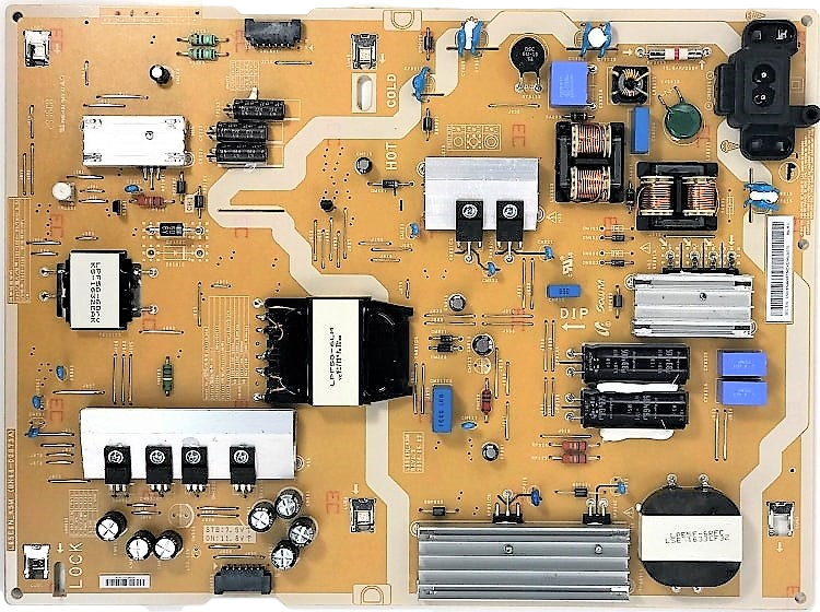 Samsung Power Board Part # L65E6N/_KSM BN44-00873A