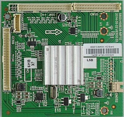 COV32807001 LG TV Module, digital board, 5800-H58E38-MP10, 65LB5200