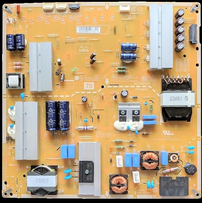 EAY64489671 LG Power Supply, EAX67242601(1 5), 70UJ6570PUB, 70UK6190PUB,  70UJ6570-UB, 75UK6570PUB, 70UK6570PUB, 70UK6570AUB