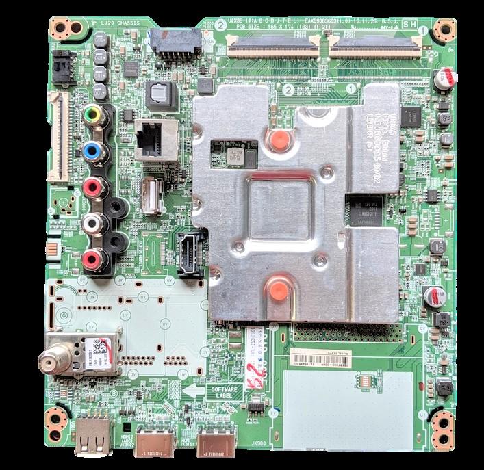 LG mainboard EBT65174603 EAX67861603 65SK8100PLA
