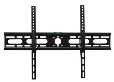 "Ultra Slim Fixed TV Wall Mount with built in level, Sizes 20"" - 70"", Heavy Gauge Steel Construction, Mounting Hardware Included"