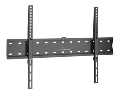 "Ultra Slim Fixed TV Wall Mount with built in level, Sizes 37"" - 70"", Heavy Gauge Steel Construction, Mounting Hardware Included"