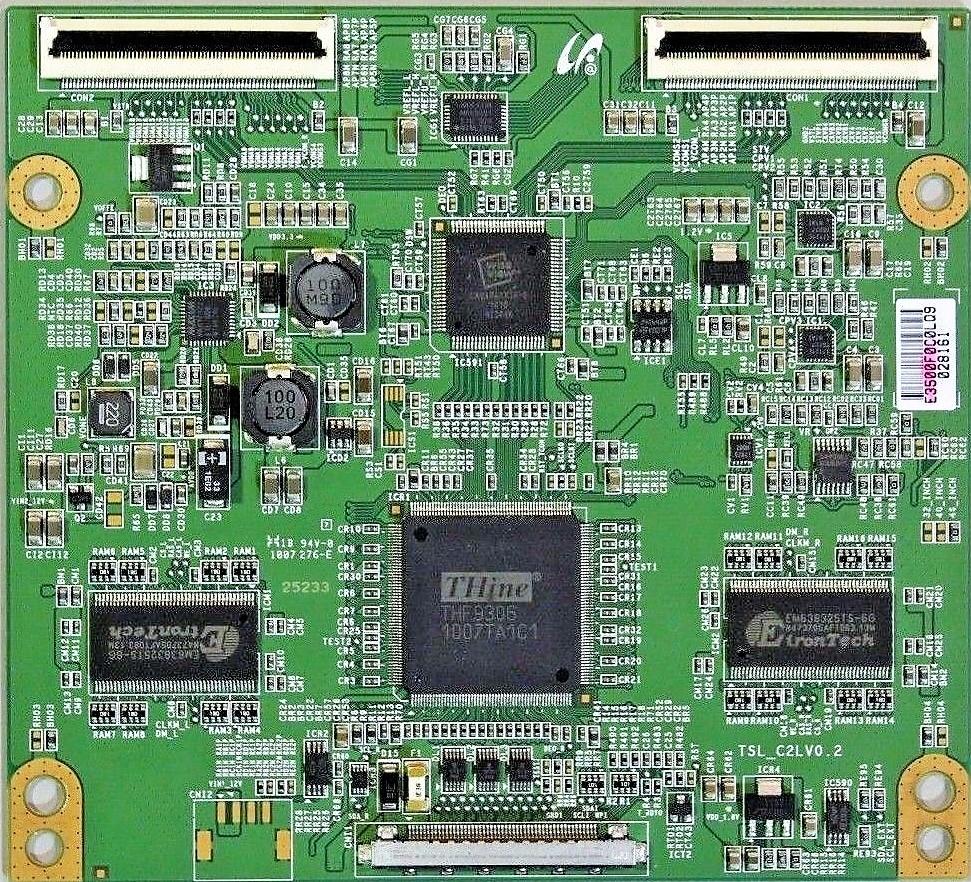 Sony LJ94-03500F TSL/_C2LV0.2 T-Con Board for KDL-46EX600