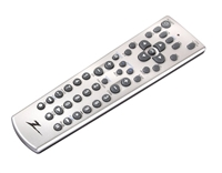Universal Remote, Zenith 4 Device Remote Control for TV DVD VCR CBL, Zenith Quality Product