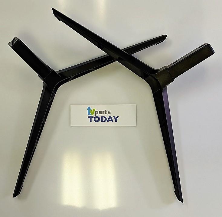 TEKBYUS X20T8368 Stand Base Legs with Screws for D50-F1 V555-G1 ...