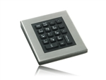 iKey Industrial Stainless Steel Numeric Keypad (USB) (Stainless Steel) | DT-18-USB