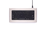iKey Industrial Stainless Steel Keyboard (PS2) (Stainless Steel) | DT-81-PS2