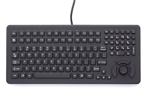 iKey Desktop Keyboard Force Sensing Resistor (USB) (Black) | DU-5K-FSR-USB