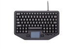 iKey Full Travel Keyboard (USB) (Black) | IK-88-TP-USB