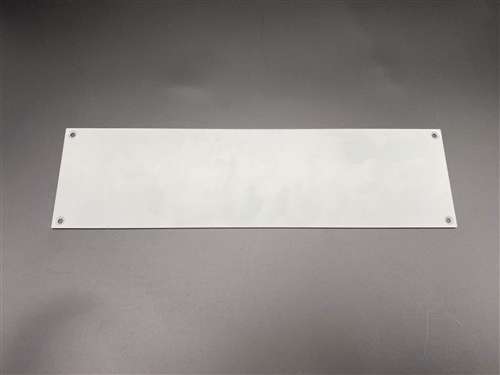 Used for Infection Control & Equipment Protection, the Magnetic-Plate for MagFix Keyboard MAGPLATE1 can be cleaned by washing with soap and water, sanitized or disinfected.